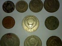 Монеты 1935г. 1946г. 1947г. и т.д