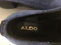 Полуботинки aldo, новые