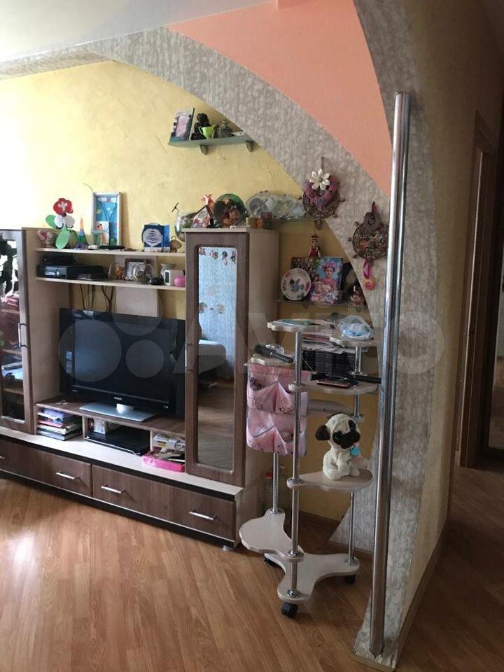 3-к квартира, 68.4 м², 3/9 эт.  89098296670 купить 7