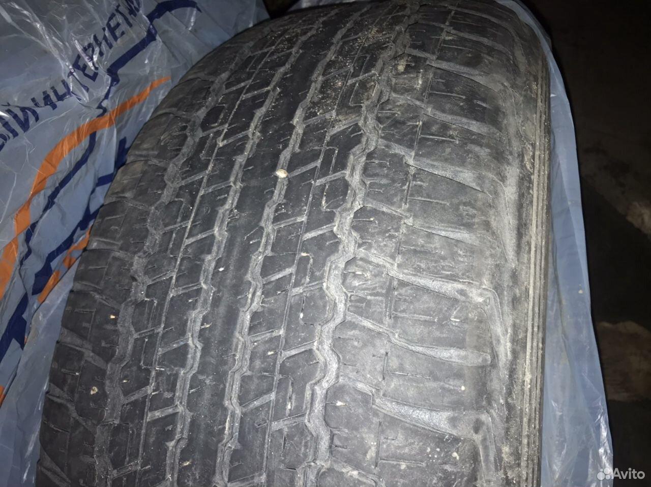 Автошина Dunlop от Toyota Land Cruiser 200  89378855334 купить 3