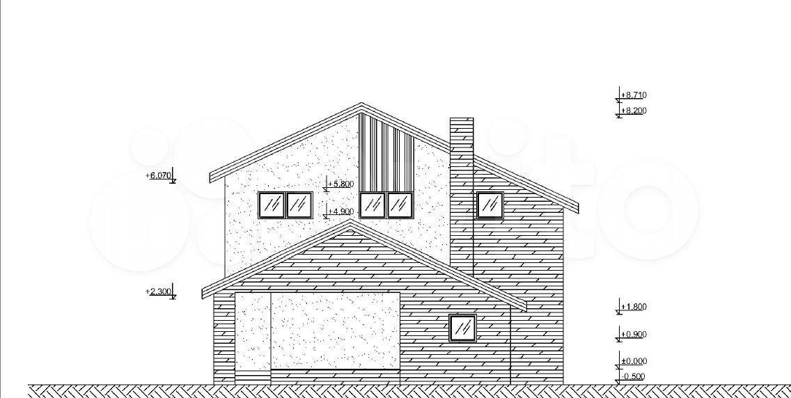 Дом 188 м² на участке 10 сот.  89095718016 купить 5