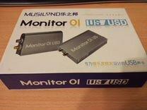 Внешняя аудио карта Musiland Monitor 01 USD — Аудио и видео в Москве