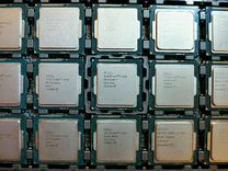 Процессоры Intel core i3, i5, i7 LGA1155/1156