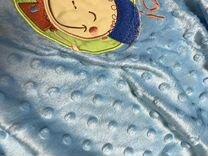 Одеяло детское (плюш минки)