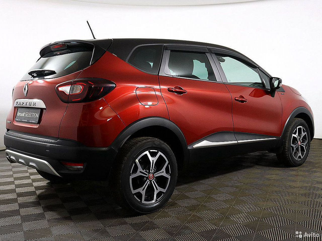 Renault Kaptur, 2019  84954101966 купить 5