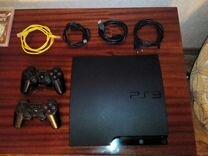 Приставку PS3