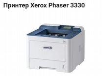 Принтер Xerox phaser 3330