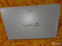 Soni Valio SVE-1512L Core i3-2400мгц