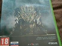 Xbox 360 Игра Престолов