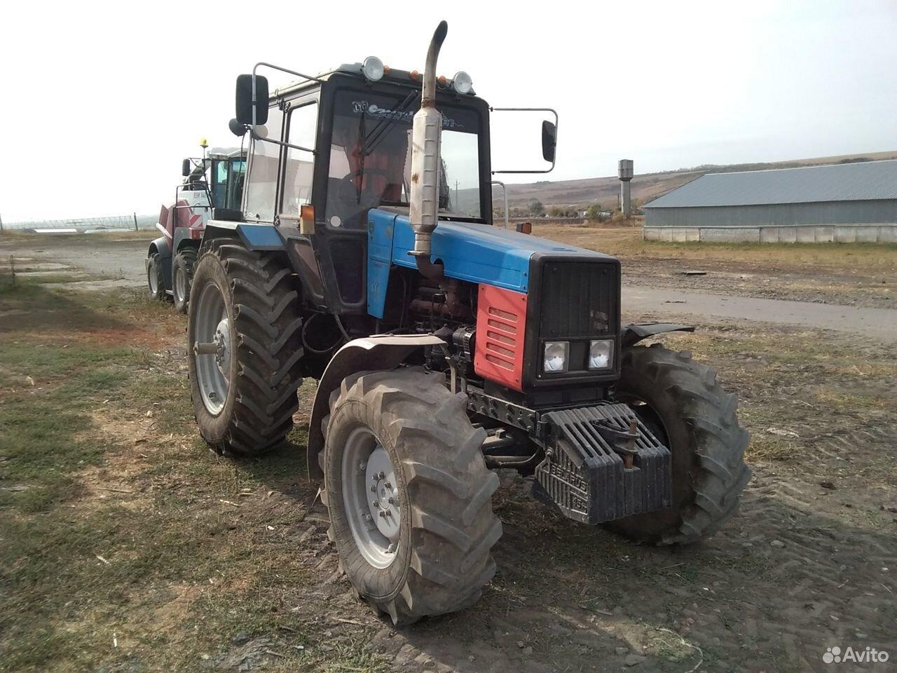 Трактор мтз 1221  89103207604 купить 1