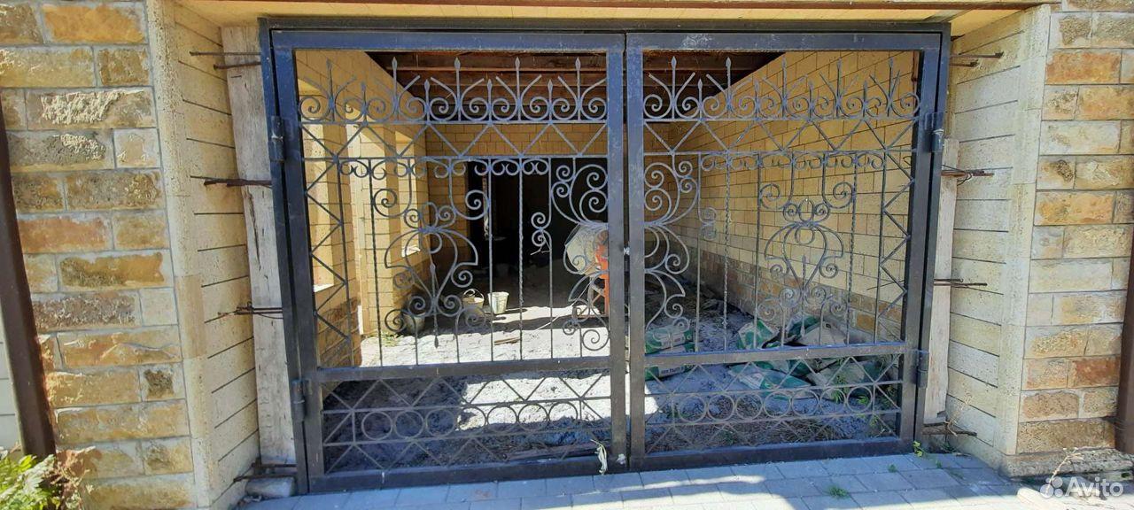 Ворота кованые  89068525493 купить 1