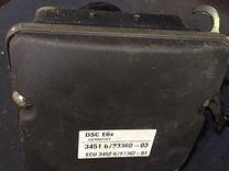 Вакуумный усилитель тормозов бмв е60/ блок абс е60