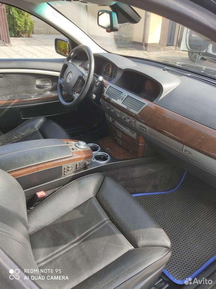 BMW 7 серия, 2004  89050052973 купить 10