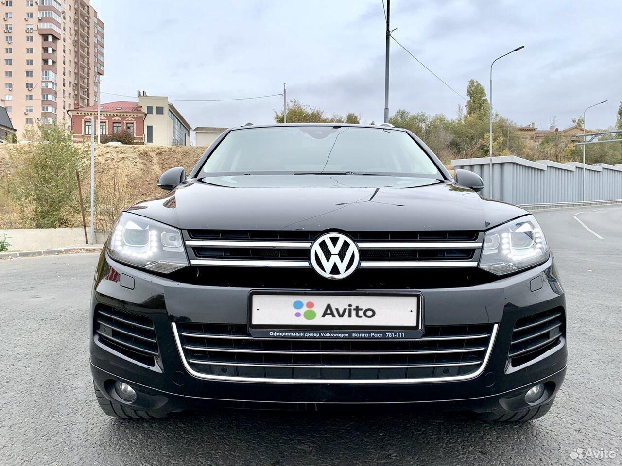 Volkswagen Touareg, 2014  89610795153 купить 5