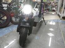 Электросамокат Kugo M2 черный