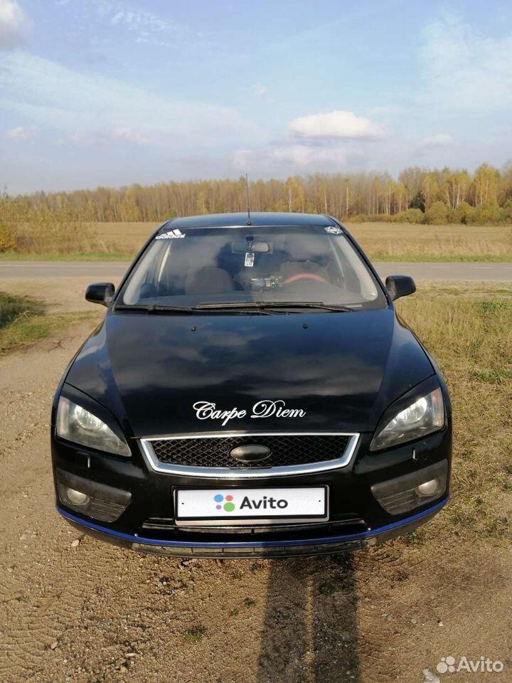 Ford Focus, 2006  89605858669 купить 4