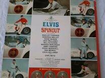 """Elvis presley """"spinout"""""""
