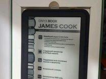Электронная книга Onyx James Cook