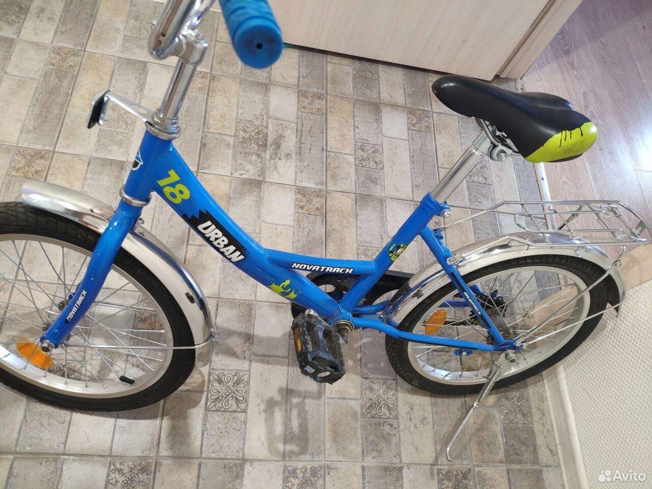 Велосипед urban 18  89124746028 купить 4