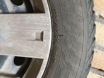 Колёса для aveo T250