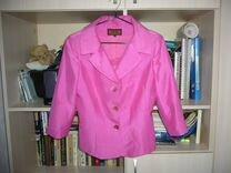Короткий пиджак