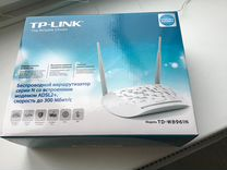 Беспроводной маршрутизатор adsl TP-link TD-W8961N