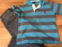 Джинсы футболка polo