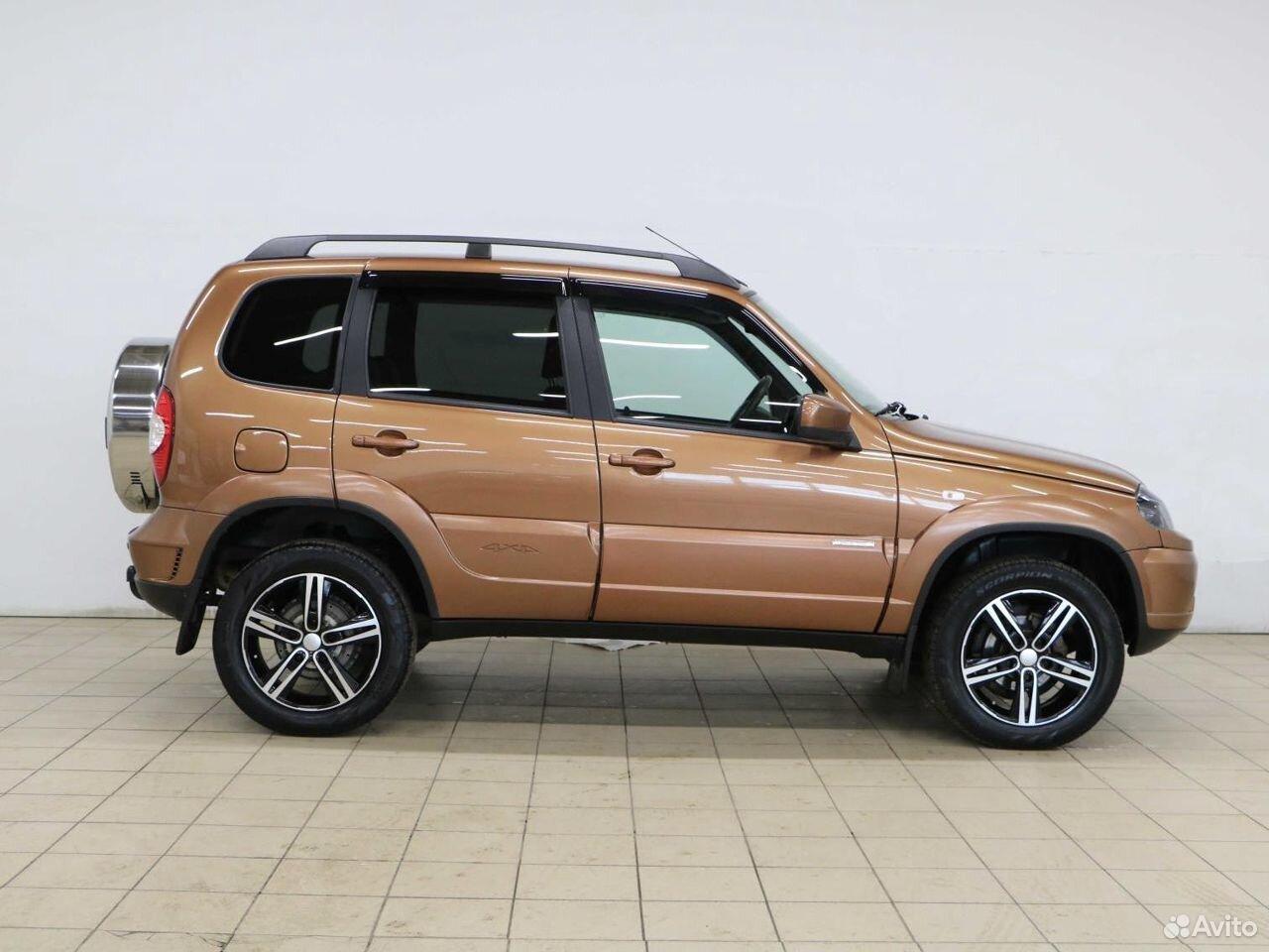 Chevrolet Niva, 2017  84872520037 купить 4