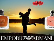 Emporio armani IN love with YOU NEW EDP жен. 100мл