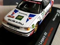 Модель автомобиляSubaru Legacy RS Rally du Portuga