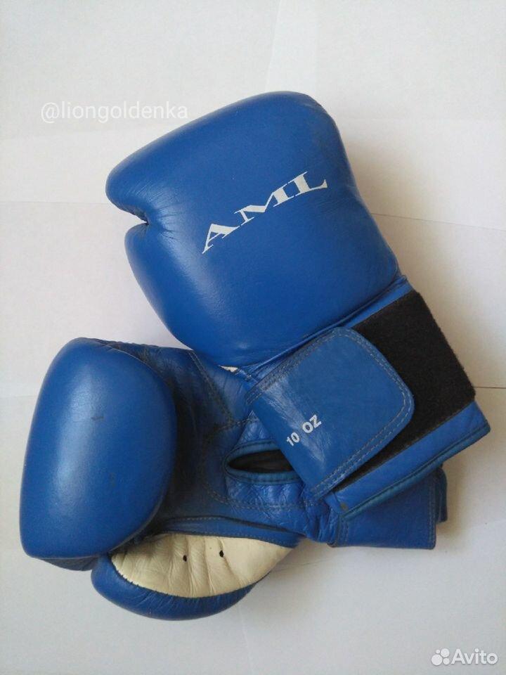 Боксерские перчатки AML  89025079981 купить 2
