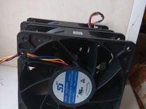 Продам новые вентиляторы 120*120